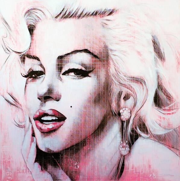 SERIES POP, Marilyn Nocturne