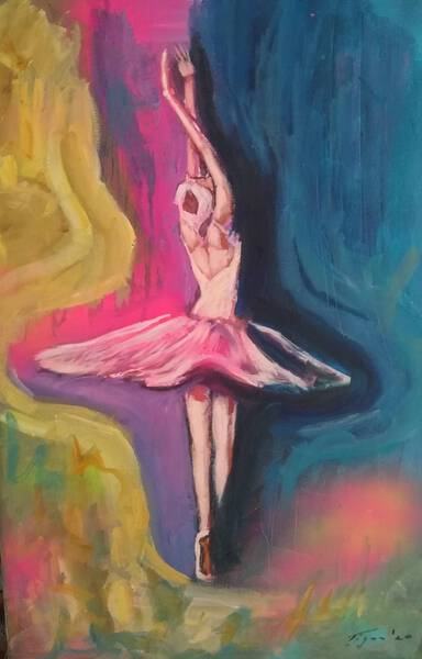 Pink swan study