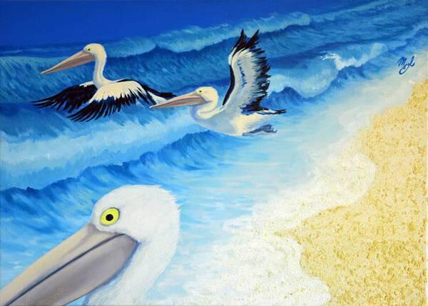 Birds Paradise - The Ocean