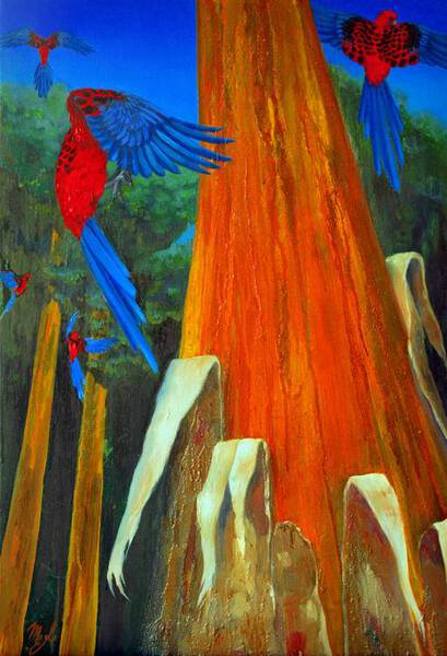 Parrots' Paradise
