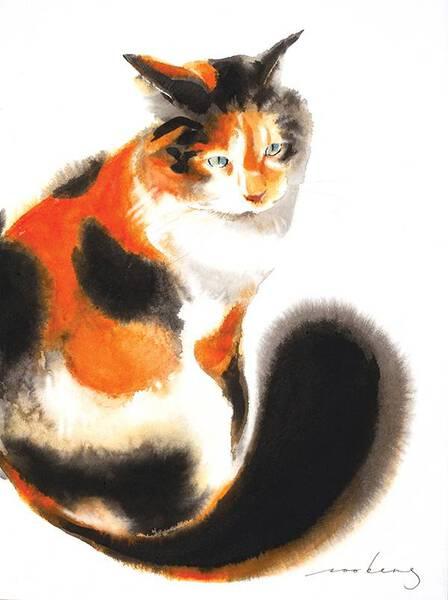 Gingery Cat2