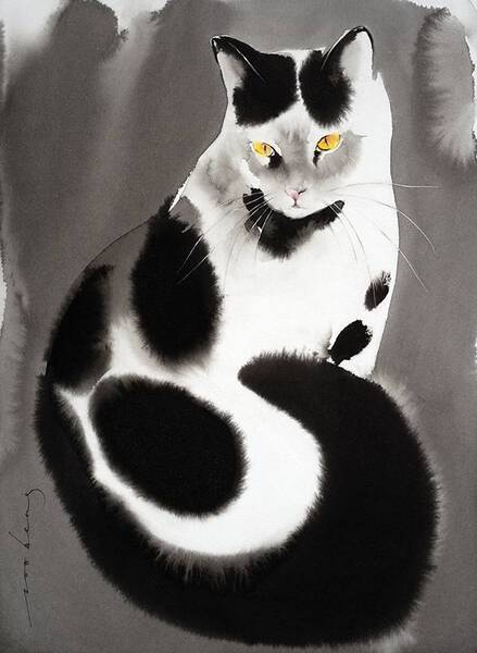 Kitty Pose