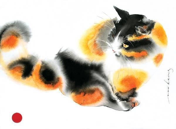 Gingery Cat