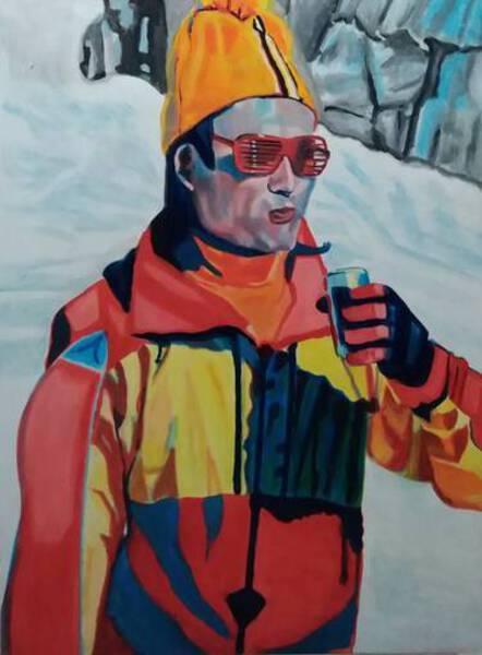 Skier guy