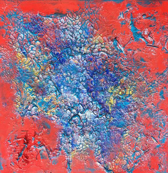 Poisson Bleu dans la Mer Rouge