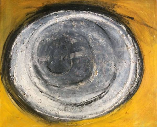 Spiral in Yellow