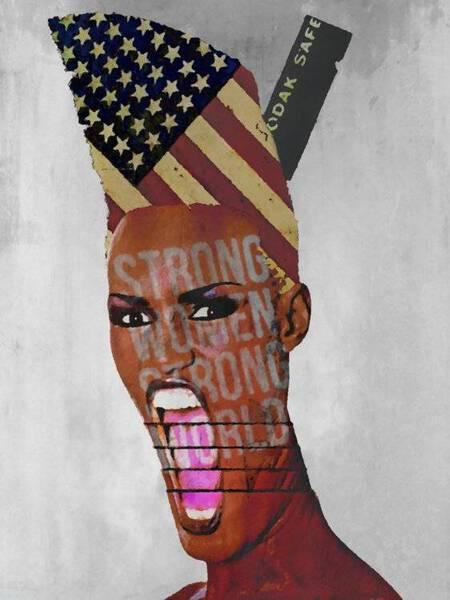 STRONG WOMEN, STRONG WORLD