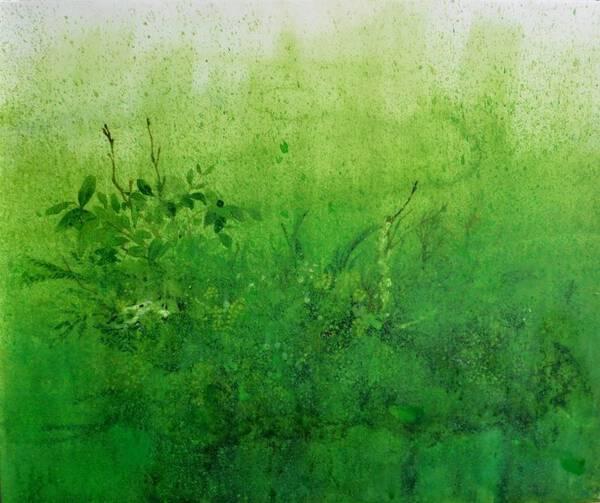 Green mist Olive