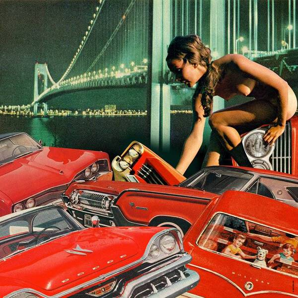 Brooklyn Bridge Bather