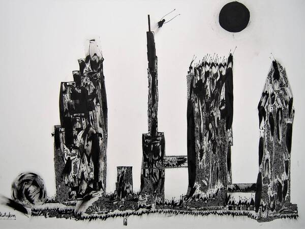Cities, People, and the Full Moon