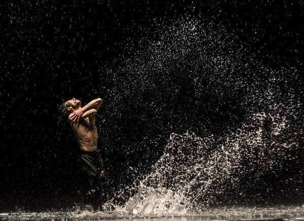 Fullmoon - a piece by Pina Bausch, with Rainer Behr