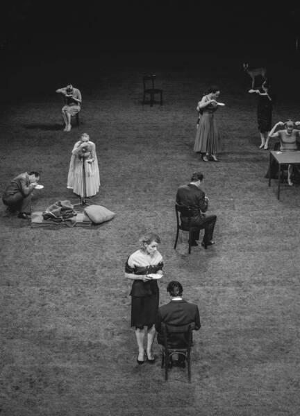 1980 - a piece by Pina Bausch, with Tanztheater Wuppertal Pina Bausch