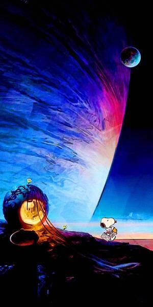 Spoutnik V !!! Snoopy,