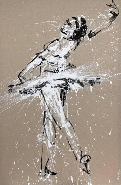 Ballerina No. 20, Series VIII