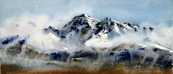 Mountainscape #2