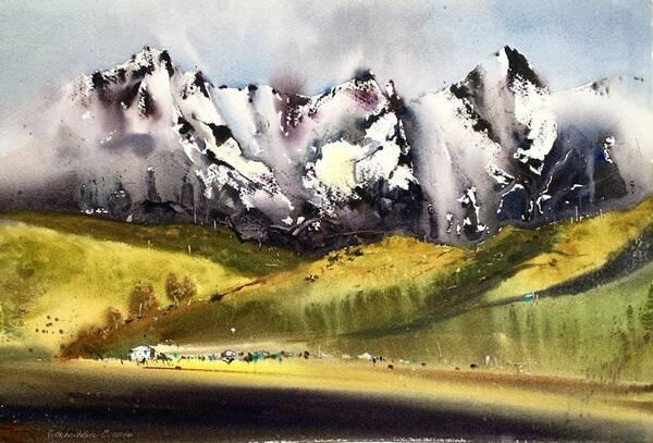 Mountainscape #3