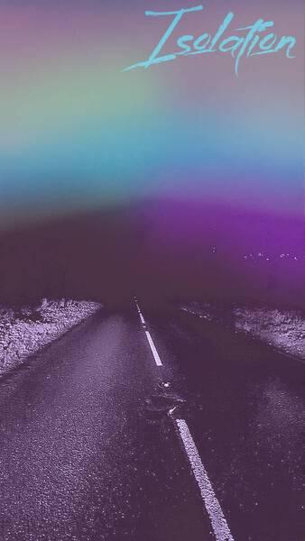 Road side Moonlight