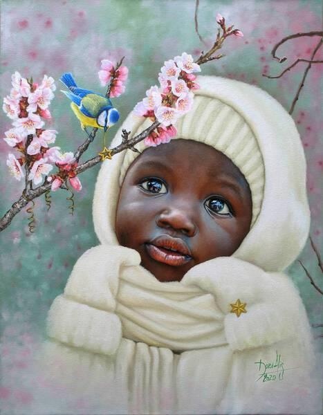 Prosperity Portrait 5