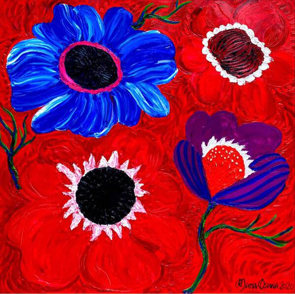 BOLD FLOWERS Second