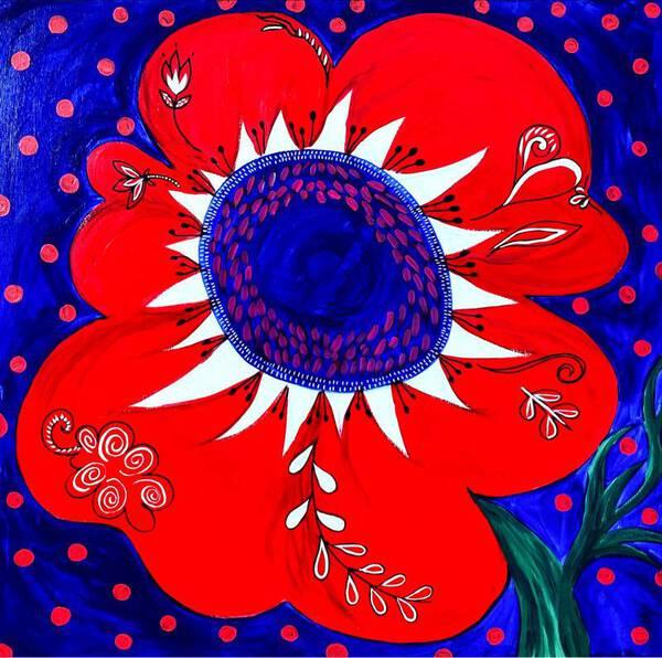 BOLD FLOWERS II
