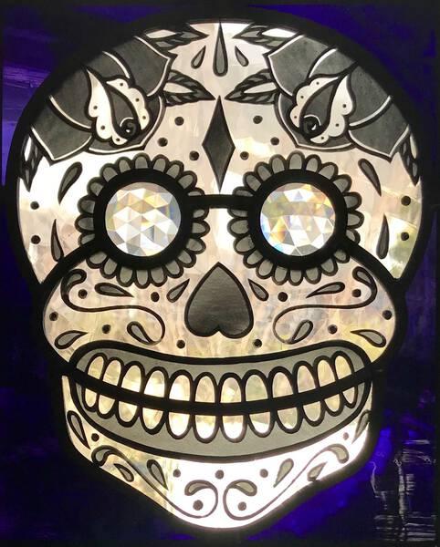 Sugar skull (C)