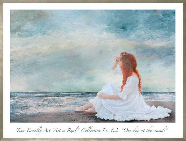 """Tina Benally Art """"Art is Real"""" Collection Pt. 1.2 """"One day at the seaside"""""""