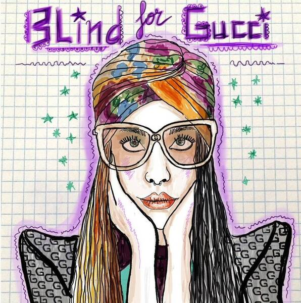 Blind for Gucci