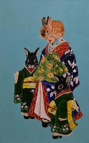 Japanese Bunny Girl2