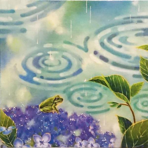 Whisper of the rainy season