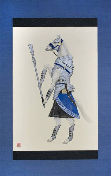 Knight (Thoroughbred)Ⅱ
