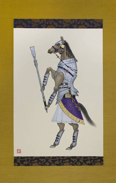 Knight (Thoroughbred)Ⅲ