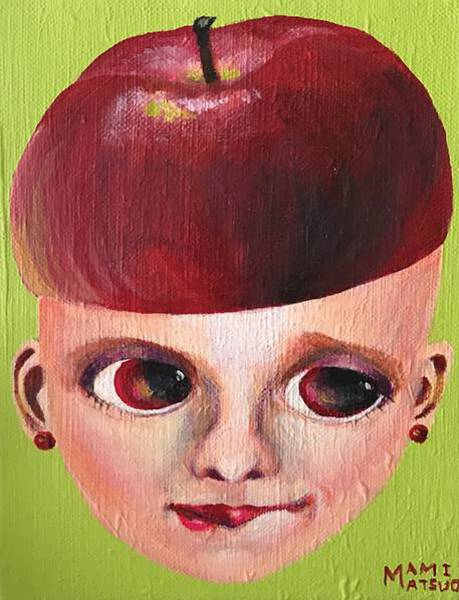 OSAKA Apple