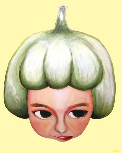 Ms.Garlic (32 years old)