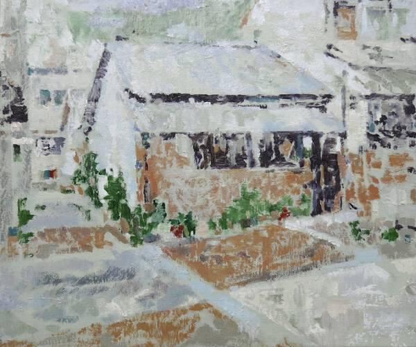Blank House