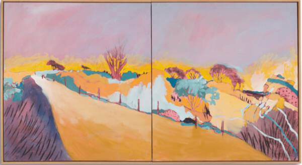 Clearway (Diptych)