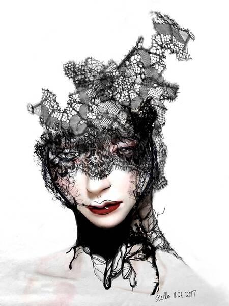 Impossible Beauty - Woven II