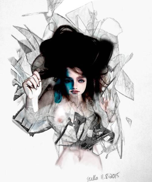 Broken - The Woman Underneath