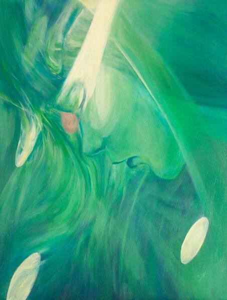 Diana, reborn in green