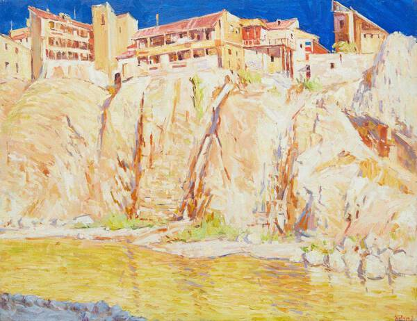 Yellow Cliffs