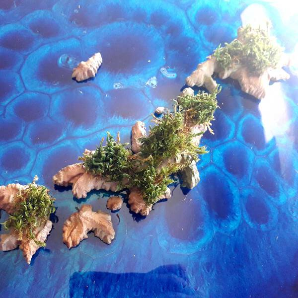 Island of Japan