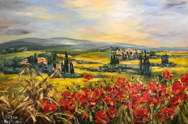 Toscana. Italy