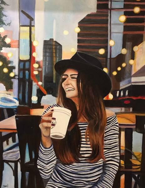 Cafe life VII
