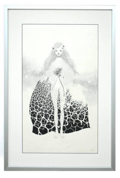 Mushroom Bride I