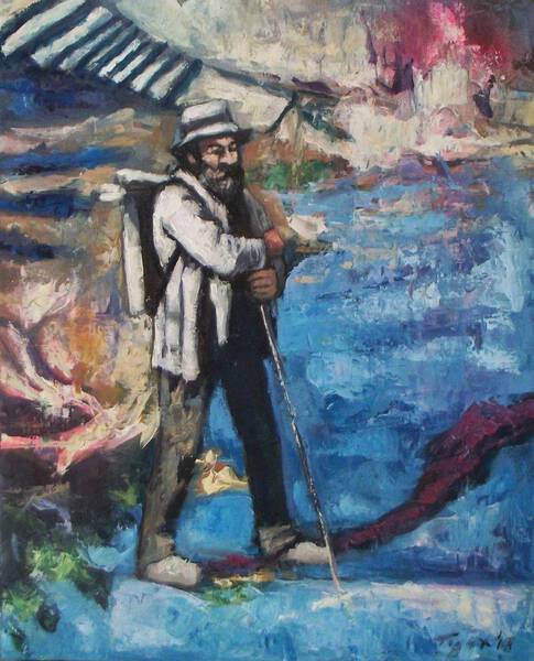Bonjour Monsieur Cezanne