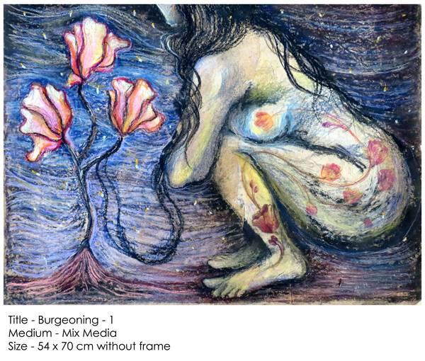 Burgeoning 1