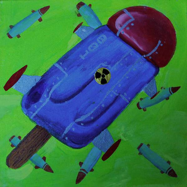 Nuclear Popsicle