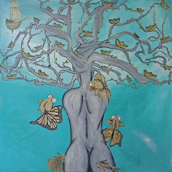 Tree of my Golden Voyage