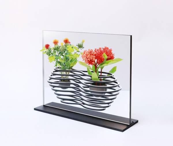 Half of the vase [Double]