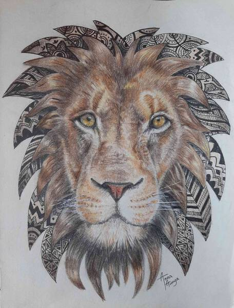 lion figure