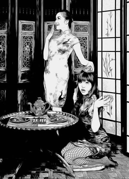 Comicon Asian Dolls